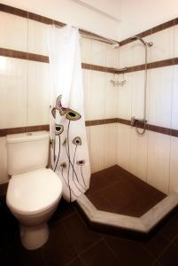 Kiwi Kastle, Residence  Nea Fokea - big - 15