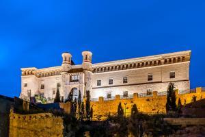 Hospedería Castillo Papa Luna