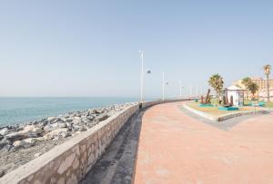 Apartamento Guadalmar Playa, Ferienwohnungen  Málaga - big - 14