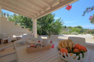 Villa More Trullo, Виллы  Пату - big - 18