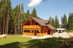 3 star pensiune Chata Iľanovka Demanovska Dolina Slovacia