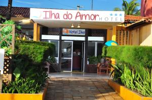 Nearby hotel : Hotel Ilha Do Amor