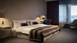 KUST Hotell & SPA, Hotely  Piteå - big - 3