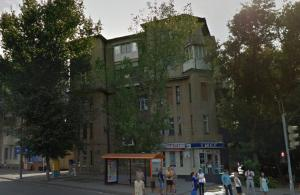 (Apartment on Budenovsky prospekt 98)