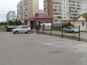 Apartment na Ladozhskoy