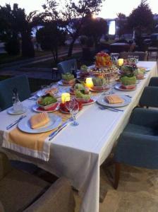 Bodrum Gulluk Marina Suites, Hotely  Gulluk - big - 58