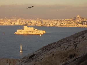 Le Gabian, Apartmány  Marseille - big - 12