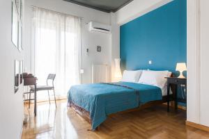 Acropolis view in the historical center of Athens, Apartmány  Atény - big - 6