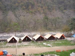 Tripvillas @ Camp Wildex, Rishikesh