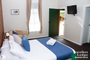 Mansfield Travellers Lodge Motel