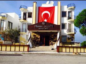 Hidden Garden Hotel, Hotely  Gulluk - big - 54