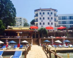 Hidden Garden Hotel, Hotely  Gulluk - big - 39