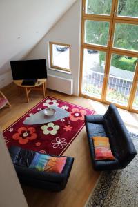 Apartment Dachgalerie, Apartments  Munich - big - 7
