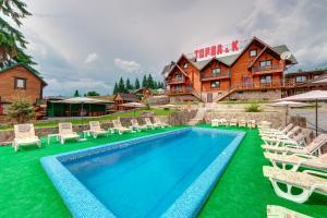 Отель Торба, Буковель