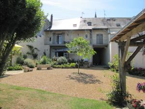 Le Figuier, Bed & Breakfast  Sainte-Maure-de-Touraine - big - 29