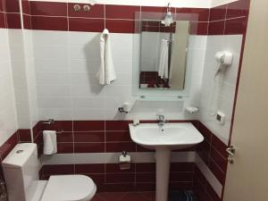 Hotel Siklad, Hotely  Lezhë - big - 13