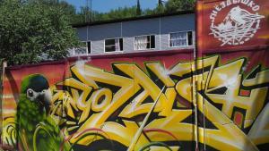 Gnezdyshko Hostel, Хостелы  Ялта - big - 17