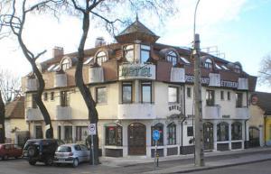 Krisztina Hotel(Budapest)