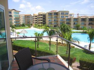 Royal Aquamarine Three-bedroom condo - BC252, Ferienwohnungen  Palm-Eagle Beach - big - 25