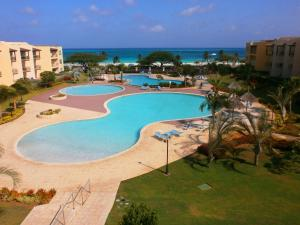 Supreme View Two-bedroom condo - A344, Apartmány  Palm-Eagle Beach - big - 21