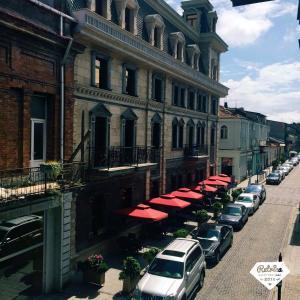 Apartment Kostava 10, Apartmány  Batumi - big - 18
