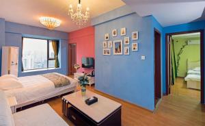 Chengdu Bojin Boutique Apartment, Appartamenti  Chengdu - big - 50