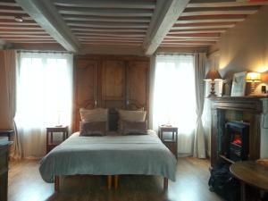 La Maison de Honfleur, Отели типа «постель и завтрак»  Онфлер - big - 4