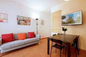 Amistat, Апартаменты  Барселона - big - 7