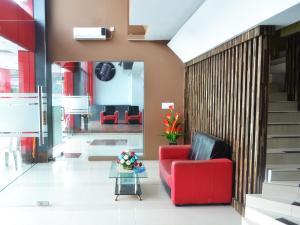 NIDA Rooms Sudirman 240 Marpoyan Damai