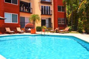 Condo Selva Alta, Апартаменты  Пуэрто-Вальярта - big - 18