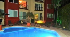 Condo Selva Alta, Апартаменты  Пуэрто-Вальярта - big - 4