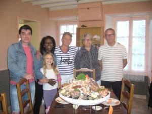 Chambres et Tables d'hôtes à l'Auberge Touristique, Bed & Breakfast  Meuvaines - big - 31