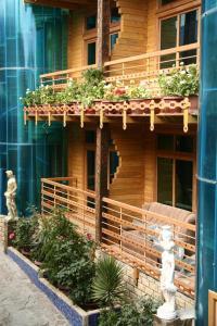 Mini - hotel Knyajiy Grad, Hotely  Haspra - big - 16