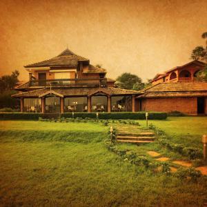 The River Retreat Heritage Ayurvedic Resort, Üdülőközpontok  Shoranūr - big - 8
