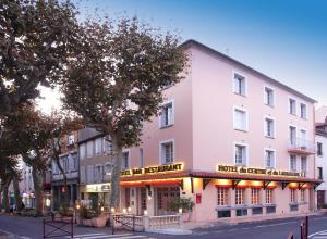 Hotel Du Centre Et Du Lauragais