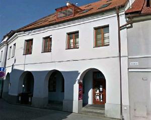 Apartmán Petuli, Lormovo námestí
