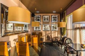 Alie Parusa Hotel, Hotels  Derbent - big - 1