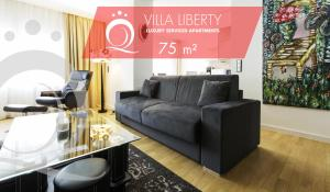 The Queen Luxury Apartments - Villa Liberty
