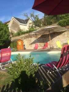 Le Figuier, Bed & Breakfast  Sainte-Maure-de-Touraine - big - 27
