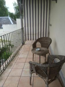 Le Figuier, Bed & Breakfast  Sainte-Maure-de-Touraine - big - 16