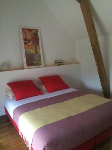 Le Figuier, Bed & Breakfast  Sainte-Maure-de-Touraine - big - 14