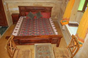 Hotel Deep Mahal, Bed & Breakfast  Jaisalmer - big - 9