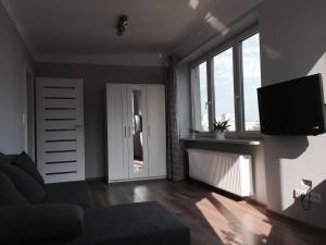 Sunny flat in the center of the city