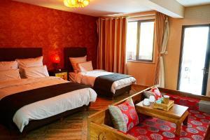 Garden Inn Beijing, Bed and Breakfasts  Peking - big - 5