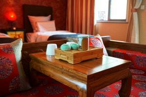 Garden Inn Beijing, Bed and Breakfasts  Peking - big - 11
