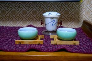 Garden Inn Beijing, Bed and Breakfasts  Peking - big - 14