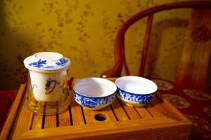 Garden Inn Beijing, Bed & Breakfast  Pechino - big - 15