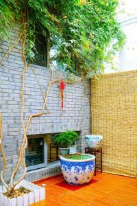 Garden Inn Beijing, Bed and Breakfasts  Peking - big - 22