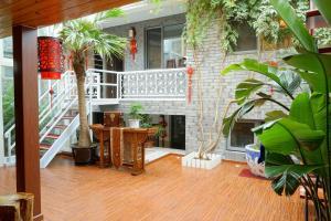 Garden Inn Beijing, Bed and Breakfasts  Peking - big - 24