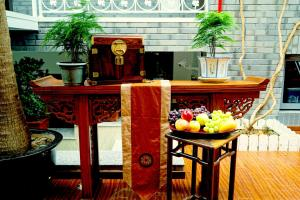Garden Inn Beijing, Bed and Breakfasts  Peking - big - 26